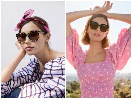 Warby Parker Sunburst sunglasses