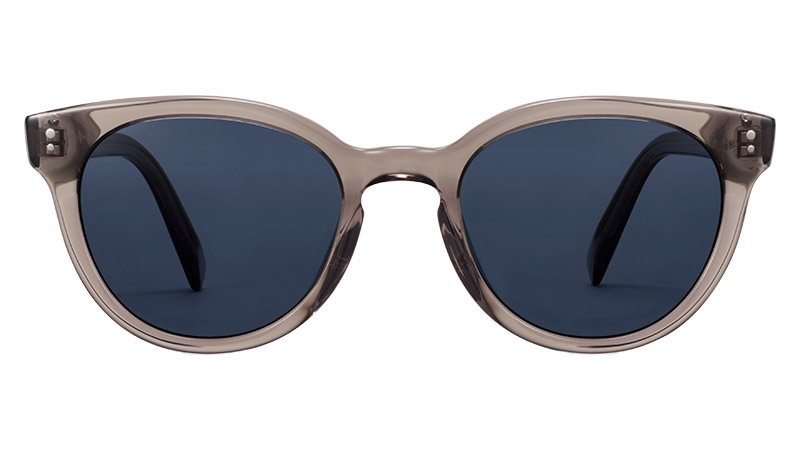 Warby Parker Taye Sunglasses in Crystal Smoke $95