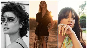 Week in Review | Taylor Hill's New Cover, Anja Rubik for Zara, Rihanna in Savage X + More