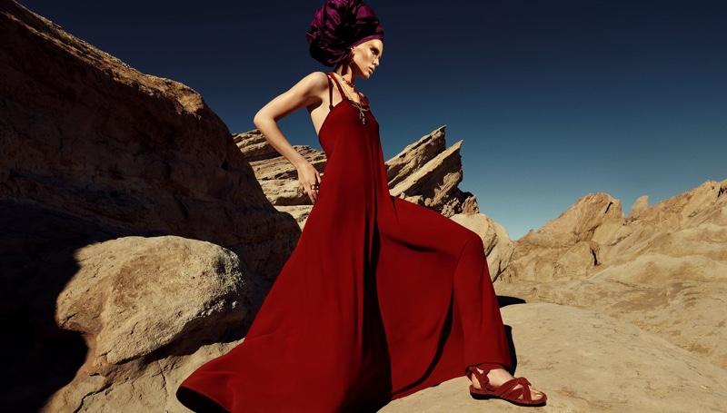 Steven Meisel photographs Zara spring-summer 2021 campaign.