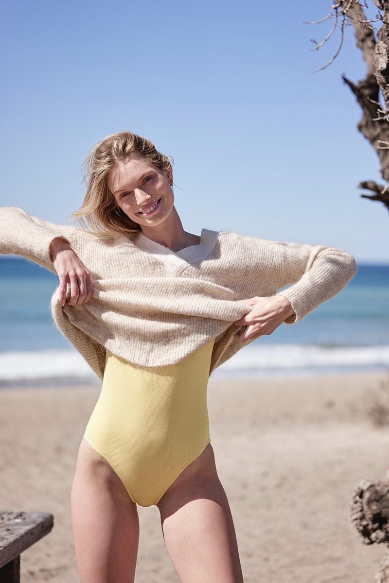 Bree Smith Is a Beach Beauty in Prakash Shroff Shoot