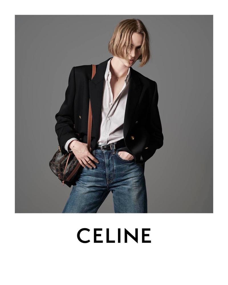 Celine Les Grand Classiques campaign.
