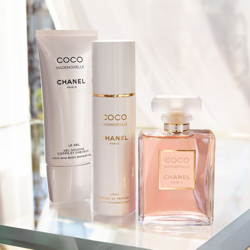 A look at the Chanel Coco Mademoiselle Summer collection.