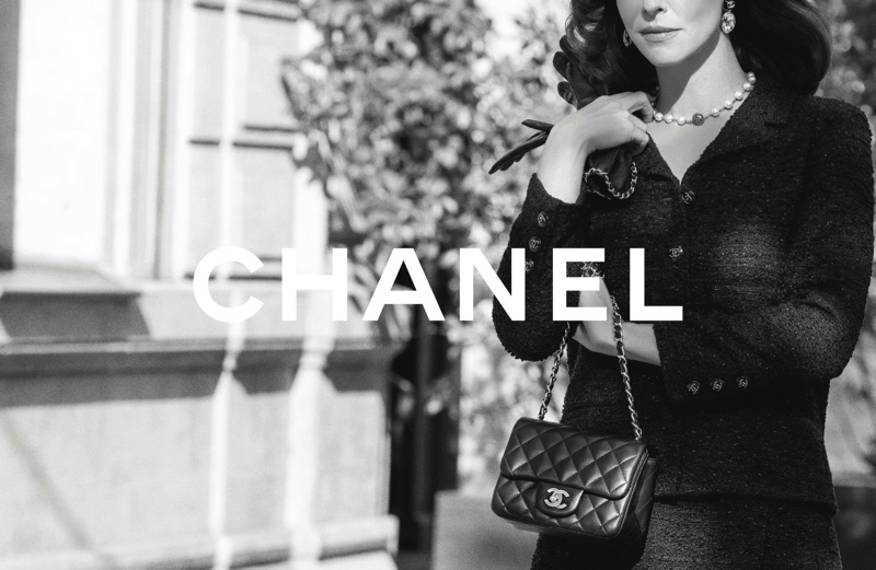 Chanel Iconic Bag 2021 campaign.
