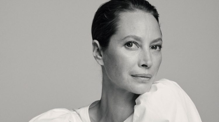 Christy Turlington stars in Lafayette 148 #UnordinaryWomen campaign.