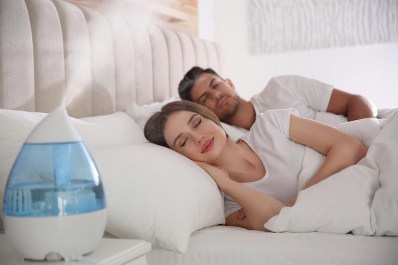 Couple Sleeping Bed Humidifier