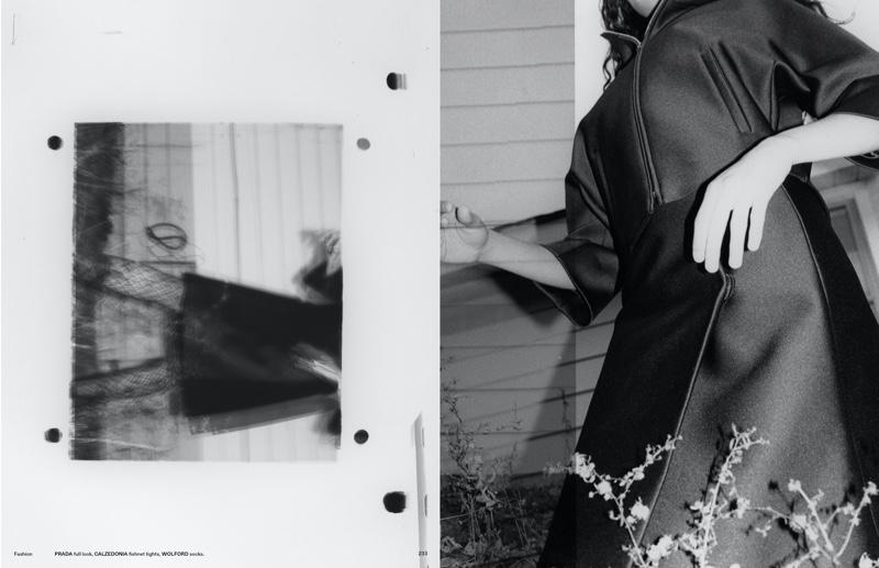 Dahely Nunez Graces the Pages of Muse Magazine