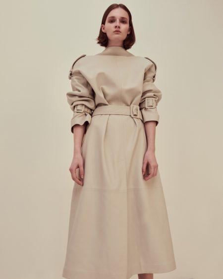 Denisa Smolikova Models Spring Fashion for Numéro Russia