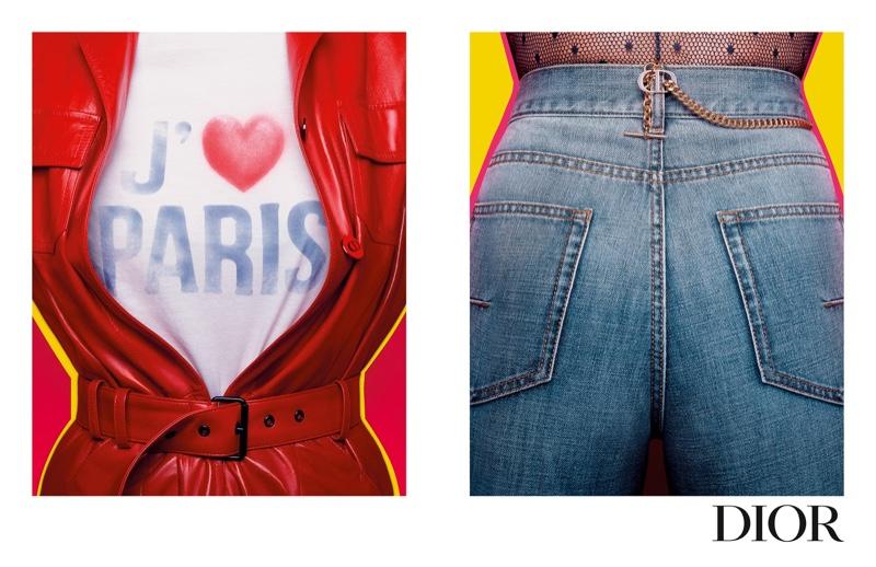 Dior pre-fall 2021 campaign.