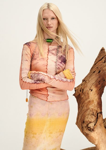 H&M Embraces Tie-Dye Trend in 'Color Story' Collection