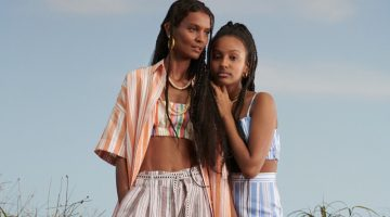 Liya Kebede Designs New lemlem x H&M Collaboration