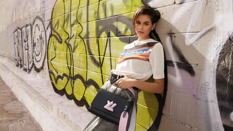 Louis Vuitton unveils Twist bag summer 2021 campaign.