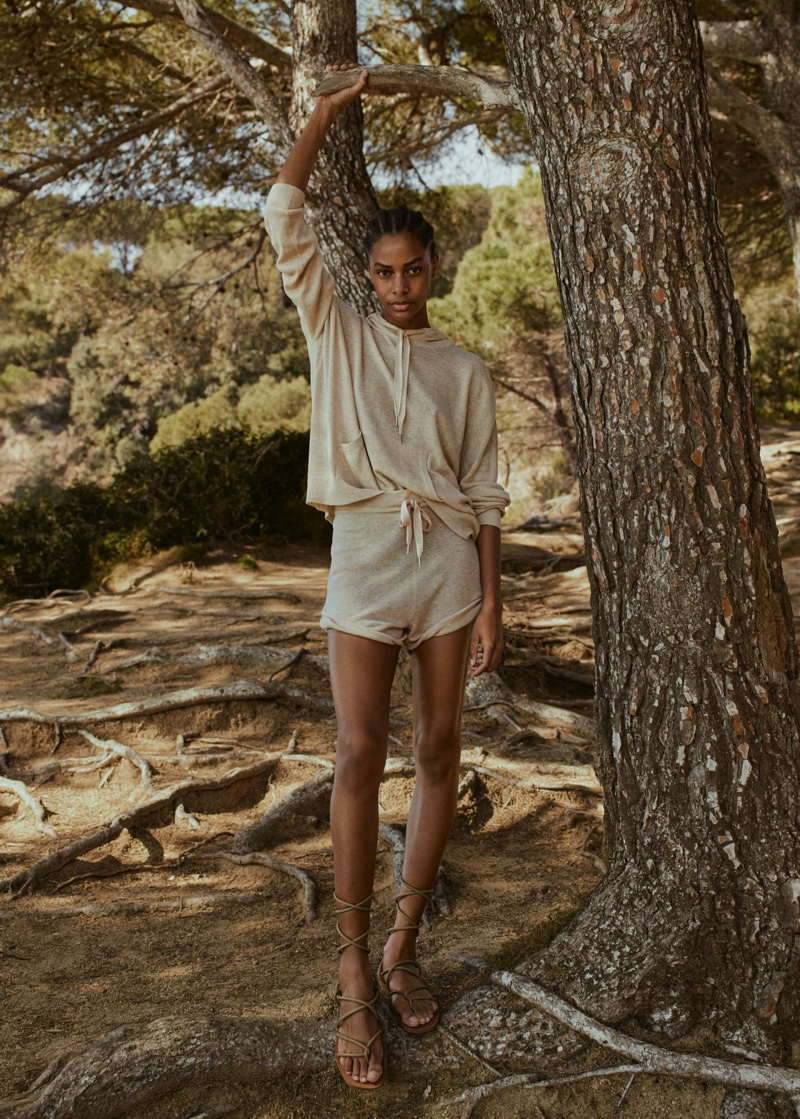 Karly, Malaika & Nora Pose in Mango Committed Effortless Styles
