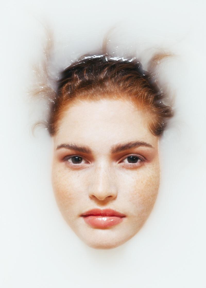 Mariangela Bonanni Graces the Pages of Vogue Ukraine