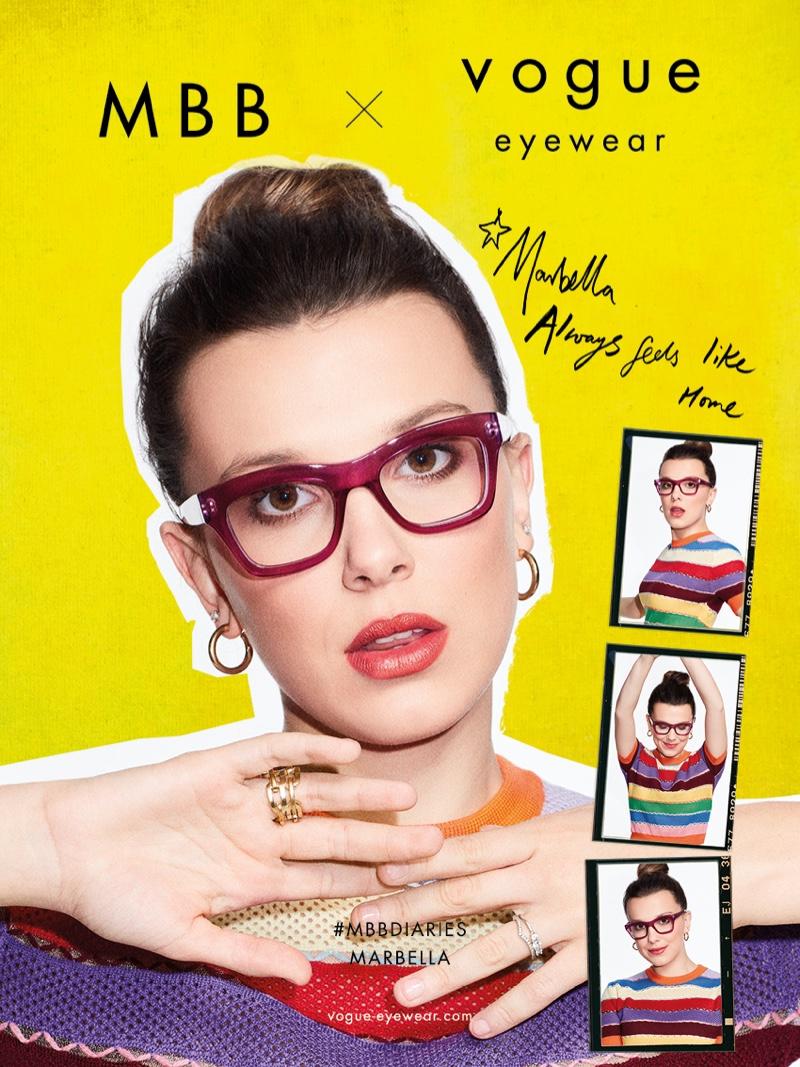 MBB x Vogue Eyewear unveil Marbella style.