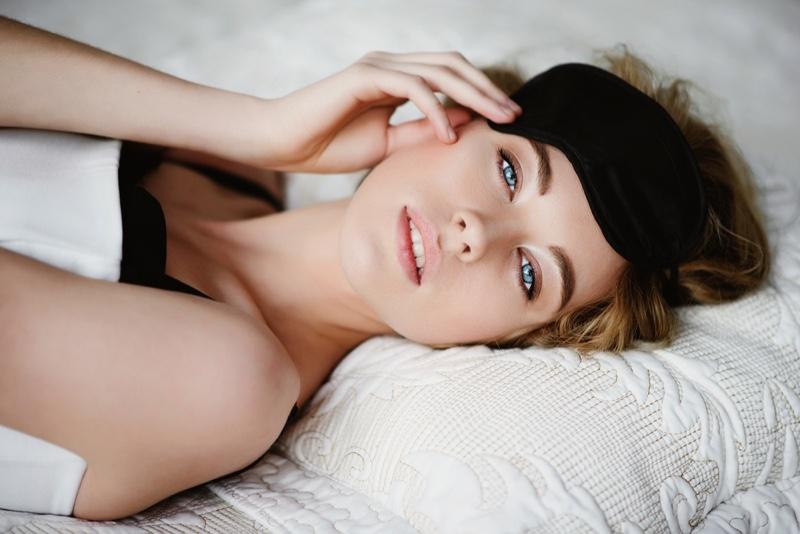 Model Sleep Mask Beauty