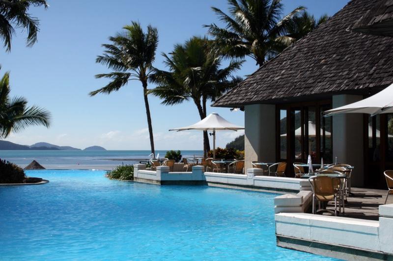 Tropical Resort Hamilton Island Australia