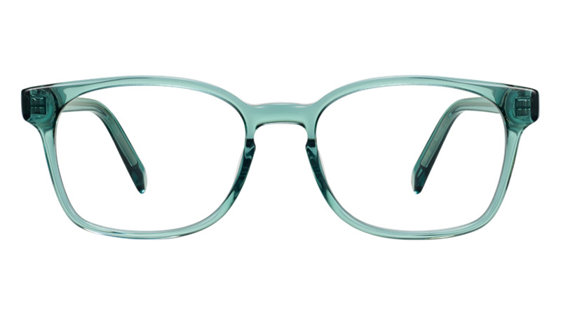 Warby Parker Hemmings Glasses in Virdian $95