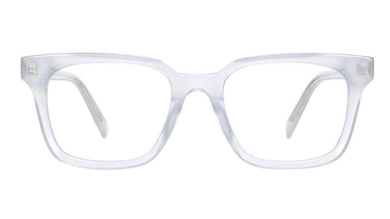 Warby Parker Williams Glasses in Glacier Grey $95