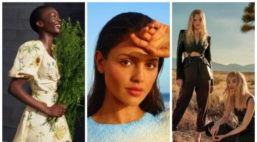 Week in Review | Daphne & Li's New Cover, H&M  Spring Florals, Eiza Gonzalez for Louis Vuitton + More