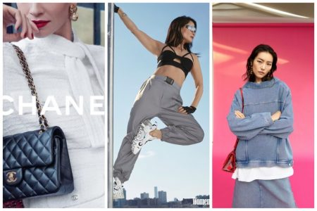Week in Review | Liu Wen's New Cover, Chanel's Iconic Bag, Lucy Liu for Women's Health + More