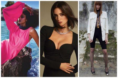 Week in Review | Imaan Hammam's New Cover, Saint Laurent Summer, Penelope Cruz for InStyle Spain + More