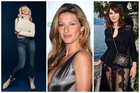 Week in Review | Gisele Bundchen's New Cover, Georgia May Jagger for Wrangler, Monica Bellucci in Dolce & Gabbana + More