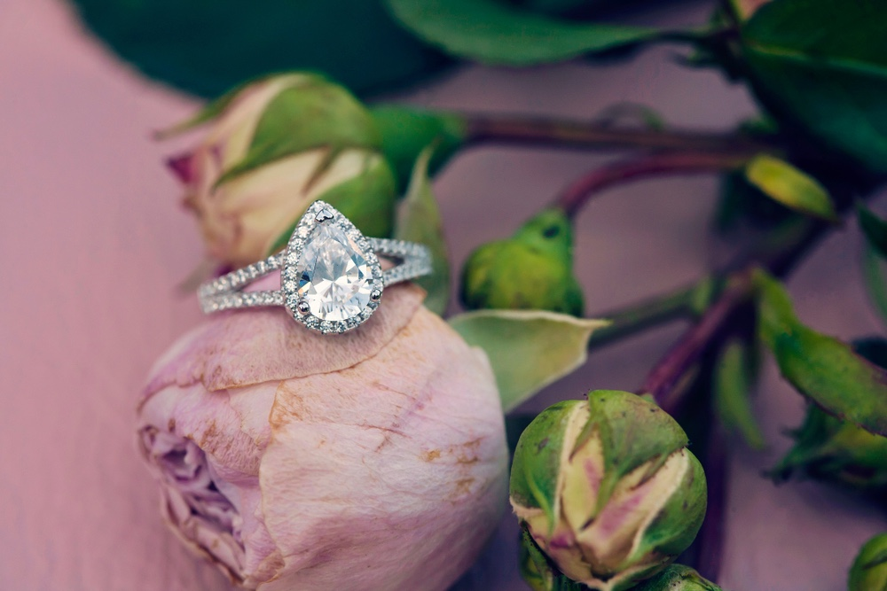 Womens Engagement Ring