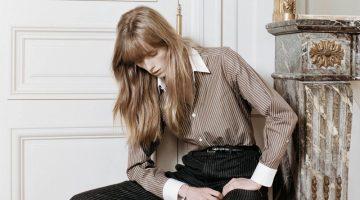 Rianne van Rompaey Returns for Celine Les Grands Classiques Campaign