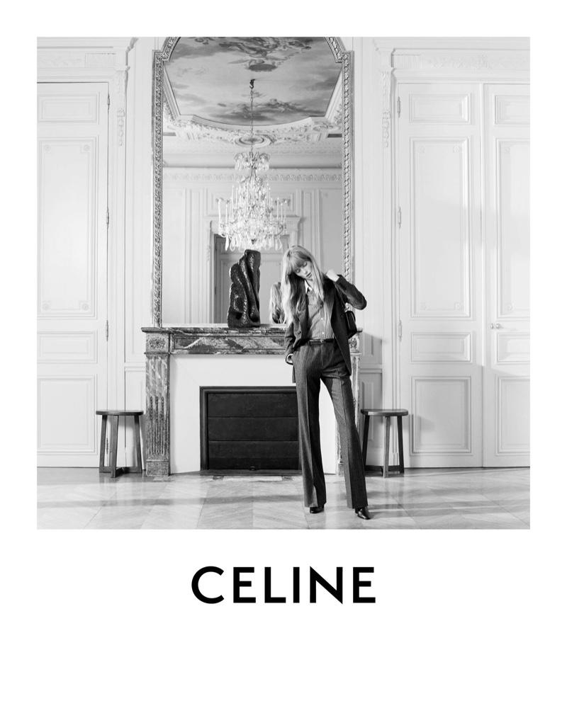 Celine unveils Les Grand Classiques session 3 campaign.