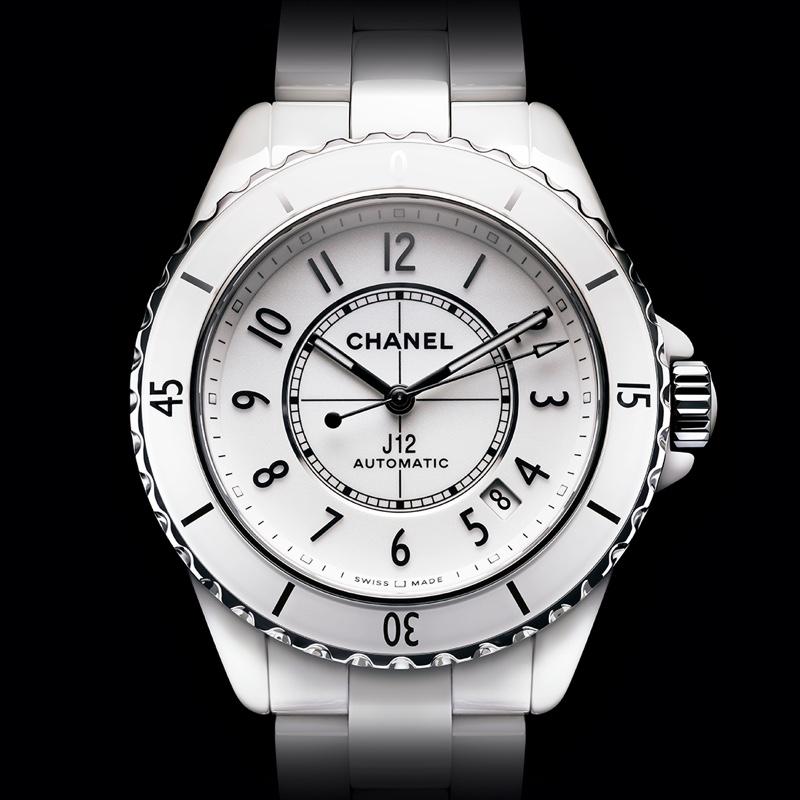 Chanel J12 Watch.