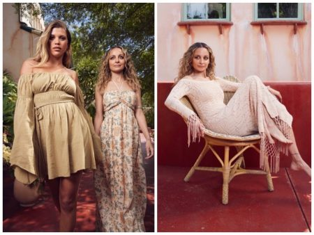House of Harlow 1960 x Sofia Richie collaboration