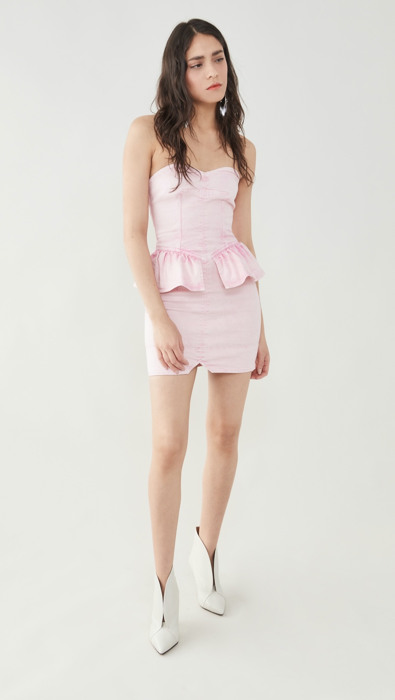 Isabel Marant Dolizi Dress $860