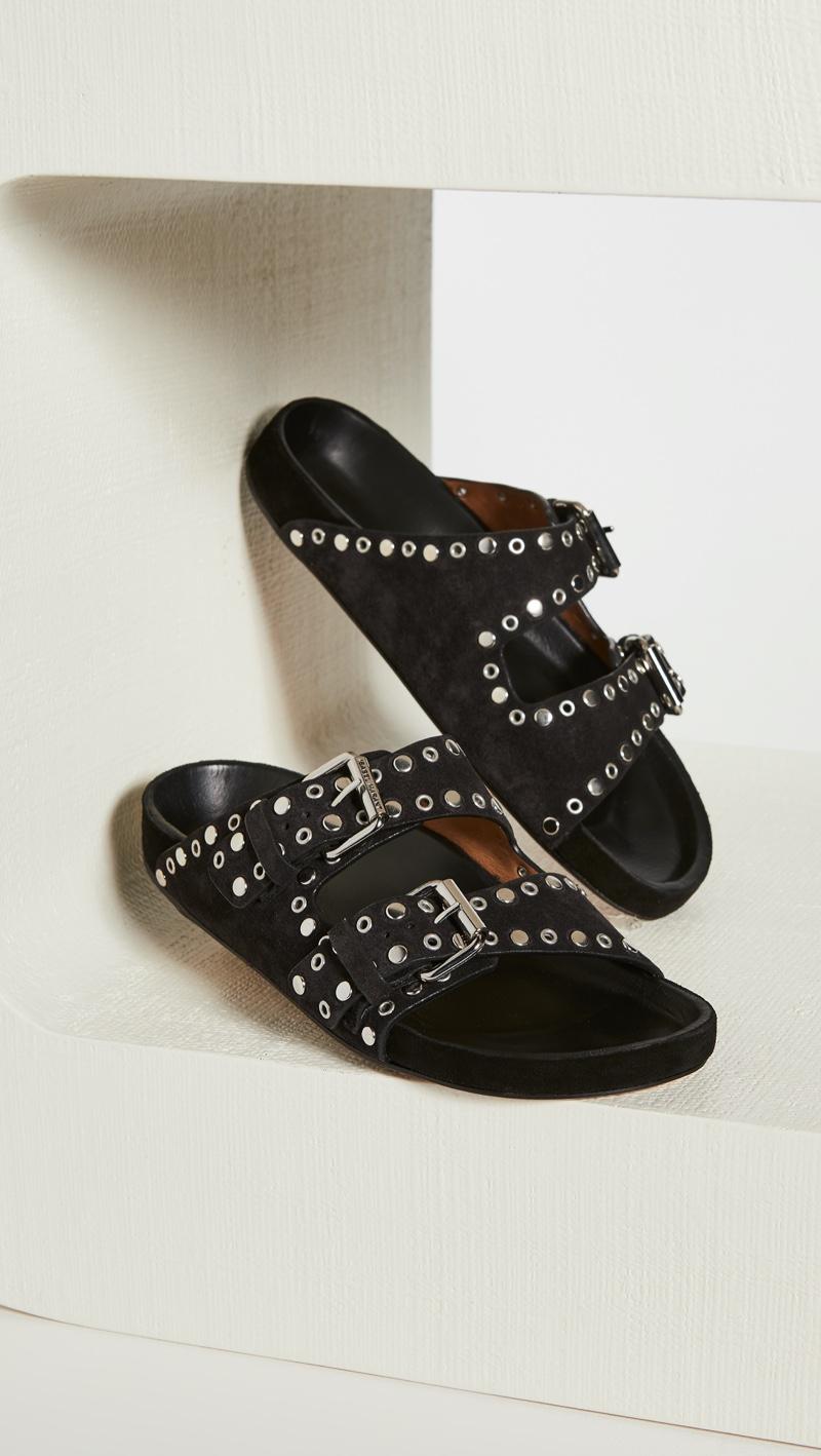 Isabel Marant Lennyo Sandals $580