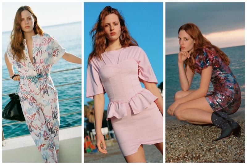Isabel Marant spring 2021 clothing
