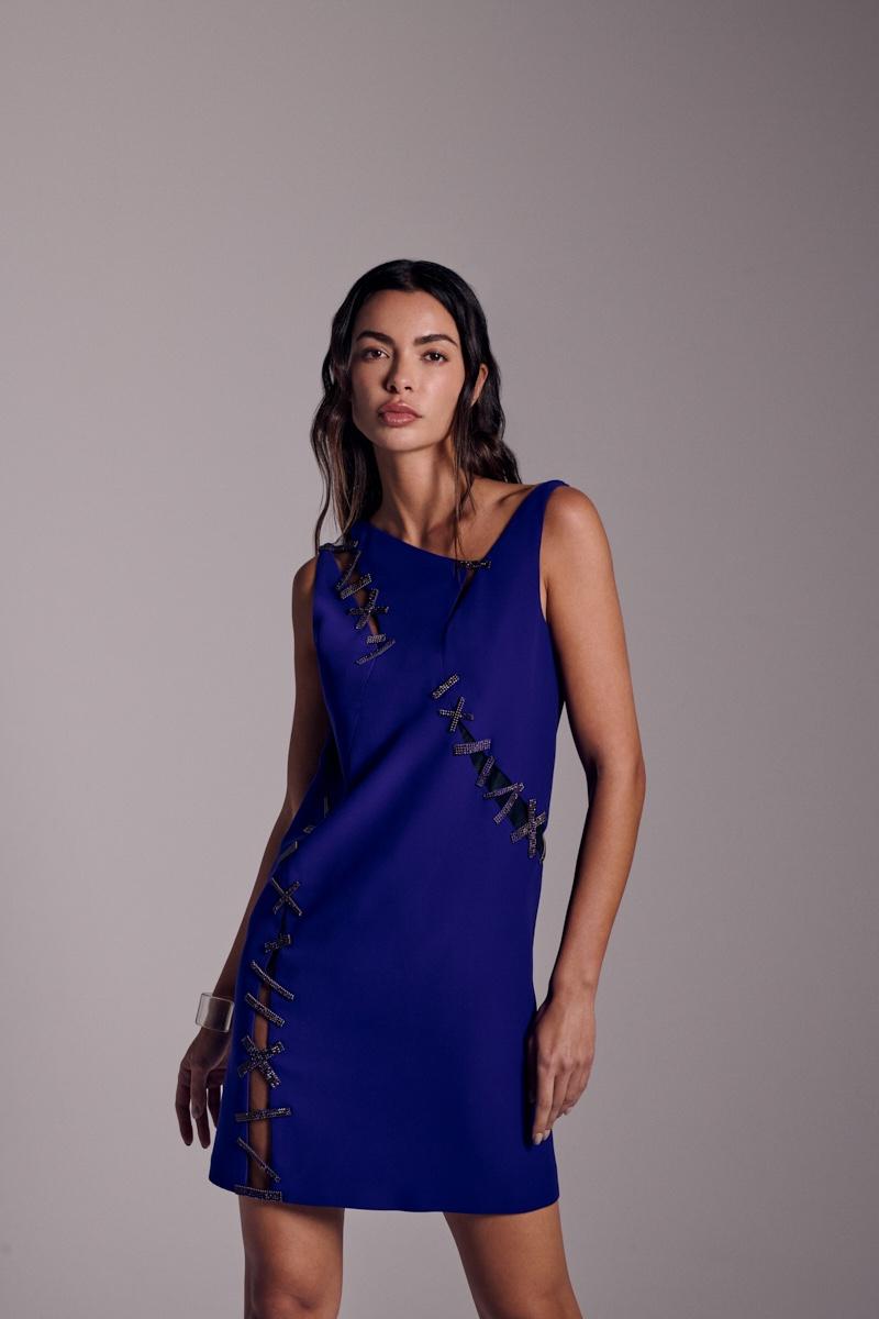 Joana Sanz Models Stylish Looks for L'Officiel Arabia