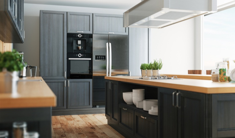 Kitchen Cabinets Nice Decor