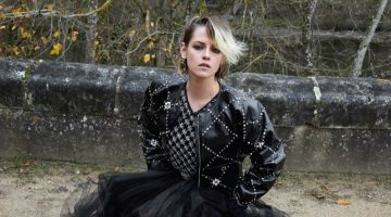 Kristen Stewart stars in Chanel pre-fall 2021 campaign.