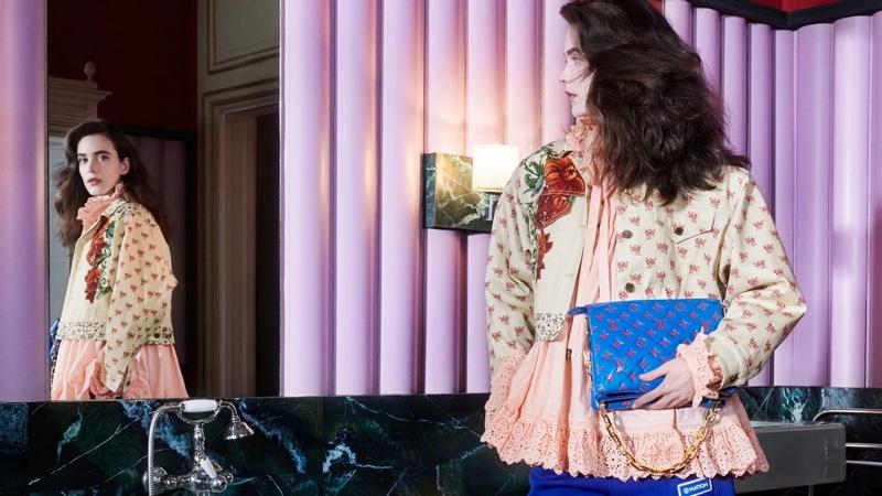Louis Vuitton unveils pre-fall 2021 campaign.