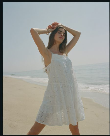 Lucky Brand summer 2021 campaign.