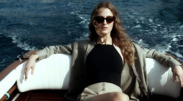 Massimo Dutti features relaxed summer 2021 styles in Summer Sea editorial.