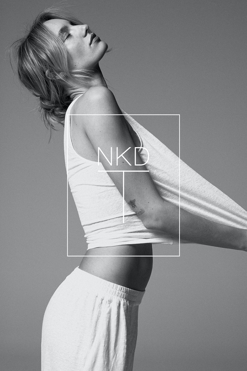NKD-T by NAKED Cashmere spring-summer 2021 campaign.