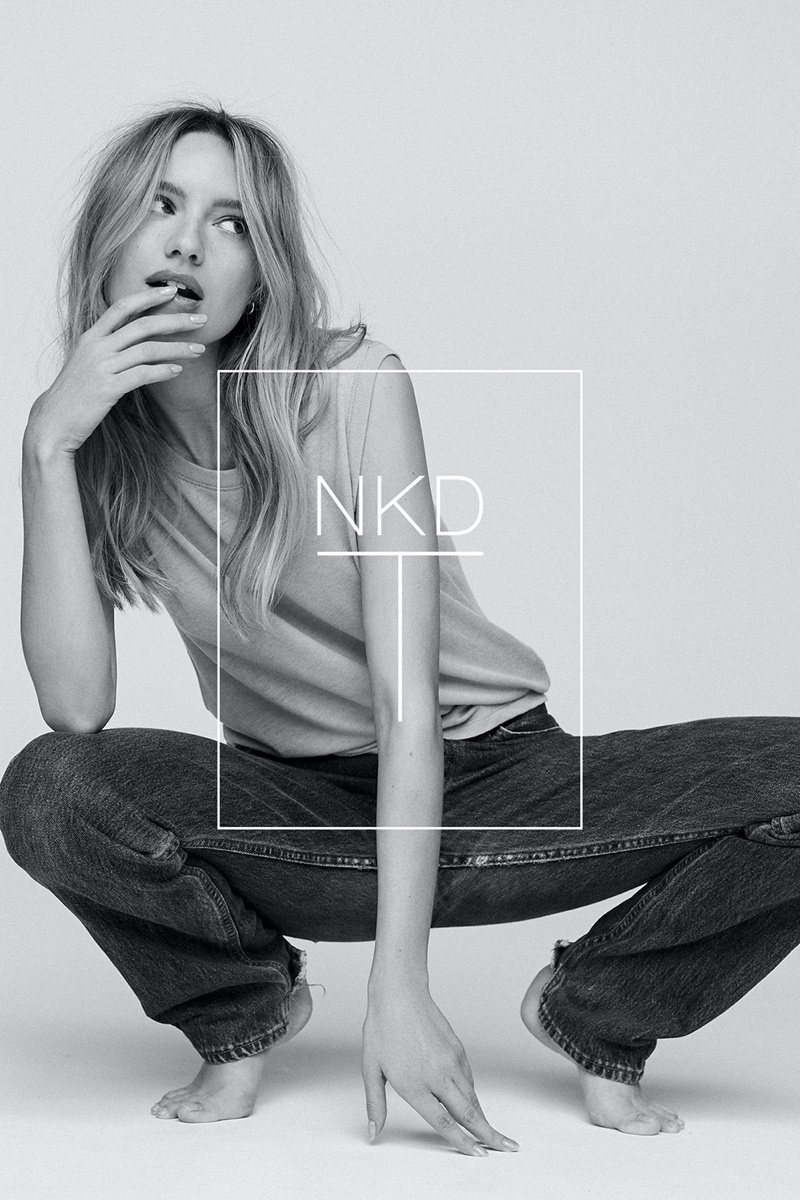 NKD-T by NAKED Cashmere spring-summer 2021 campaign. Photo: Bryce Thompson