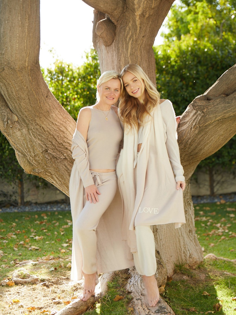 Barbara & Charly Sturm appear in Naked Cashmere LOVE campaign.
