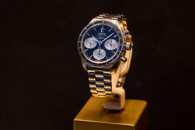Omega Watch Display
