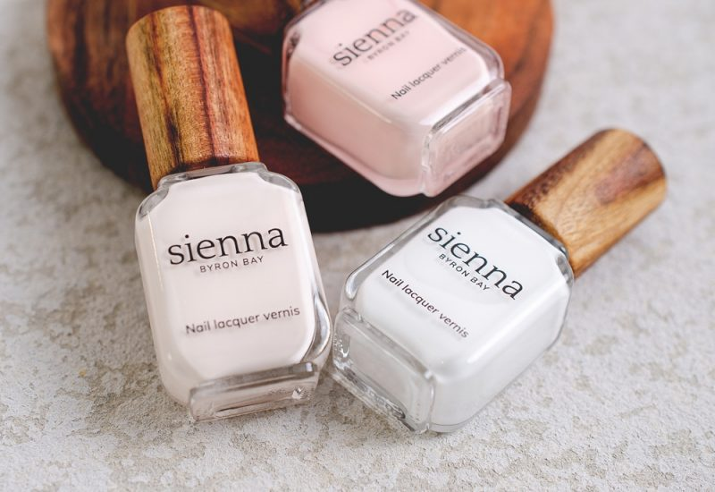 Global Leaders Sienna Paving the Way for Clean & Sustainable Nail Polish