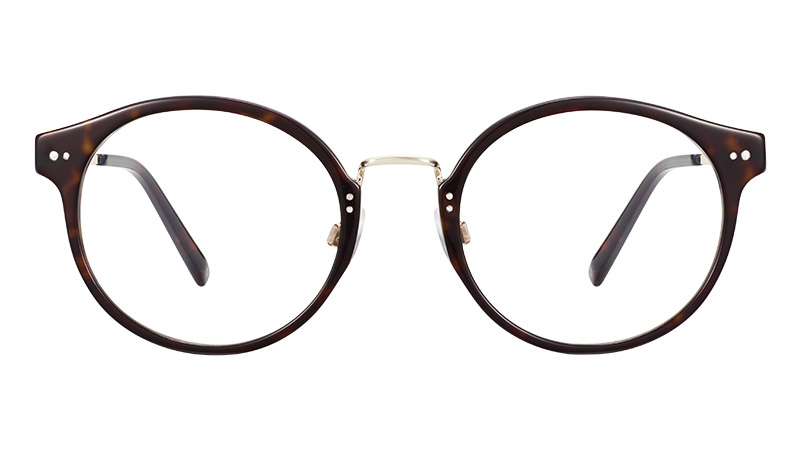 Warby Parker Jayla Glasses in Cognac Tortoise with Polished Gold $145