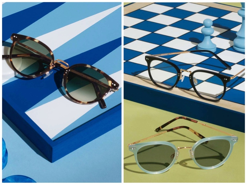Warby Parker New Classics glasses