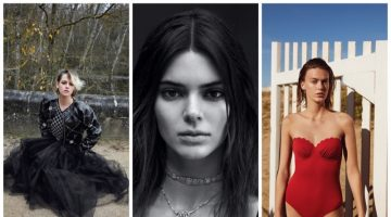 Week in Review | V Magazine Covers, Esprit Swim, Kristen Stewart for Chanel + More