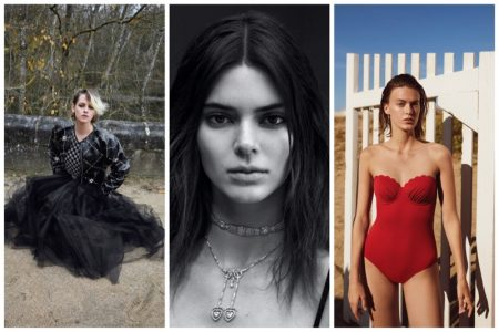 Week in Review   V Magazine Covers, Esprit Swim, Kristen Stewart for Chanel + More